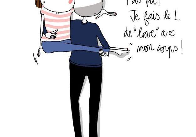 Le L à la « Love Actually »