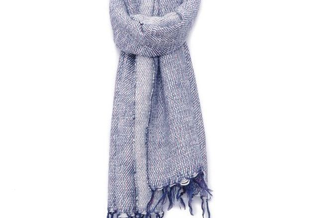 Echarpe en lin et coton Monsieur Charli 79€