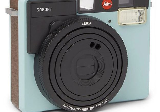 Appareil photo instantané Leica Sofort MR PORTER, 300€