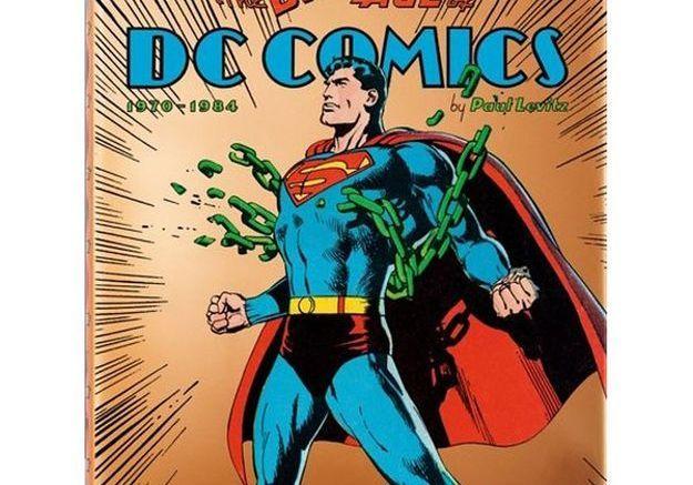Livre Bronze Age of DC Comics Taschen The Cool Republic, 40€
