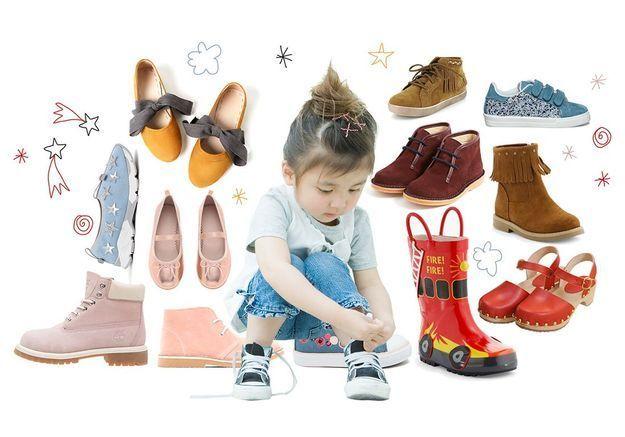 Chaussures enfants : 30 paires stylées pour la rentrée