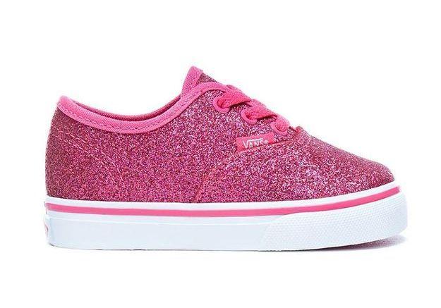 Chaussures bébé Glitter Authentic Vans
