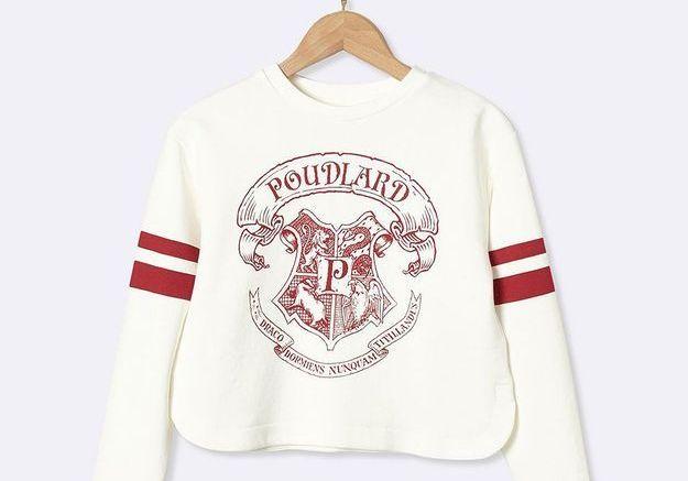 Sweat Cyrillus Harry Potter