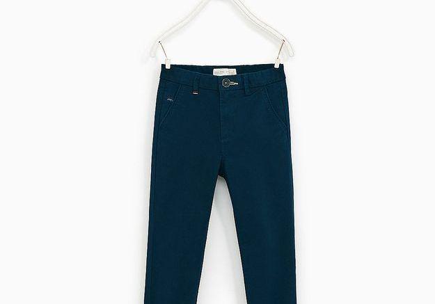 Pantalon Chino  Zara