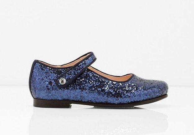 Chaussures à paillettes Jacadi