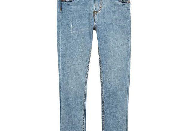 Jeans bleu Sergent Major