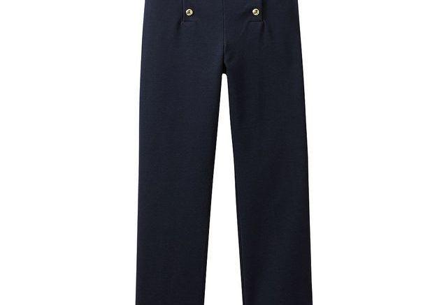 Pantalon à pont fille petit Bateau