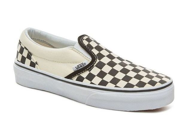 Chaussures Slip On Checkerboard Classic Vans