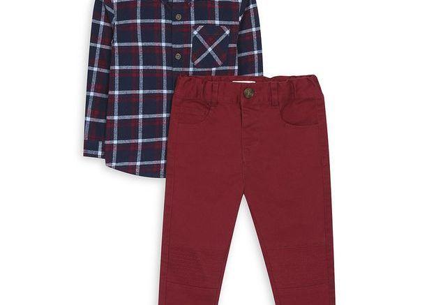 Ensemble chemise et pantalon Primark