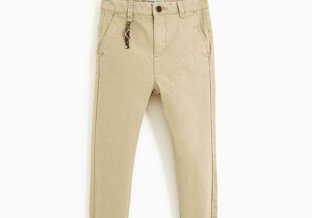 Pantalon Chino basique Zara