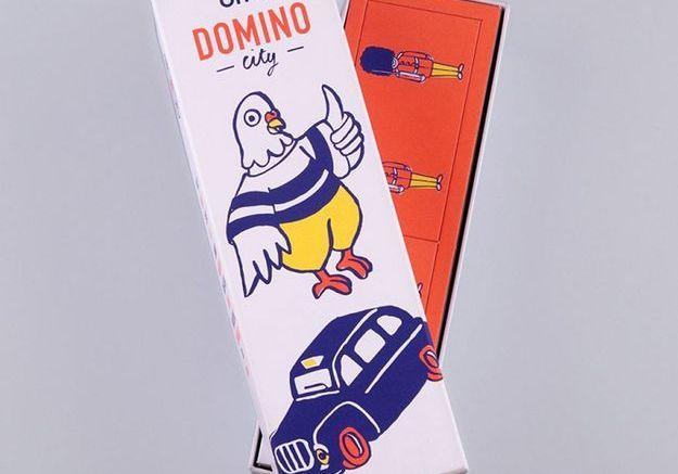 Des Dominos