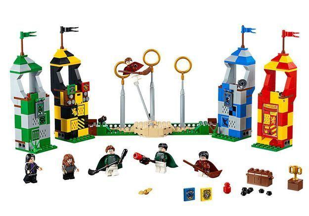 Des LEGO®  Harry Potter