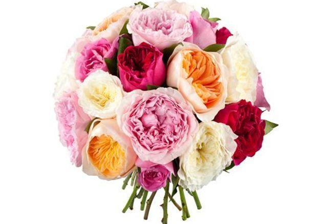 Au nom de la rose   Bouquet