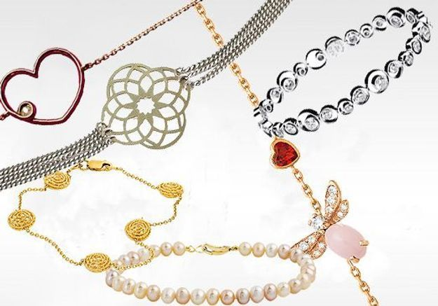 Bracelets pour mariée