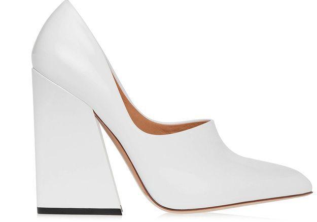 Chaussure de mariée fashion Acne sur Shoescribe.com printemps été 2015