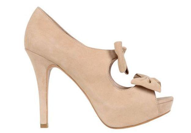 Sandales veloutées