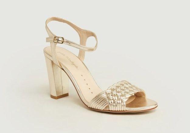 Chaussures mariage Petite Mendigote