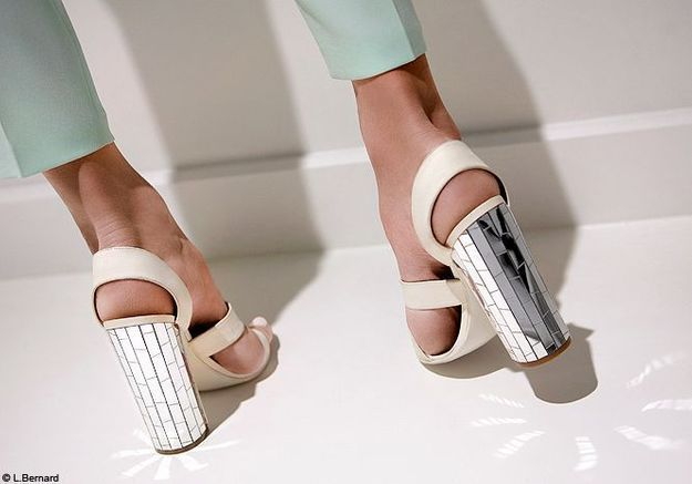 Sandales rochas