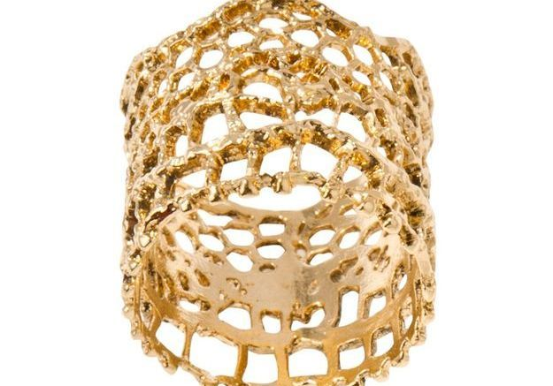 Alliance originale dentelle Aurélie Bidermann