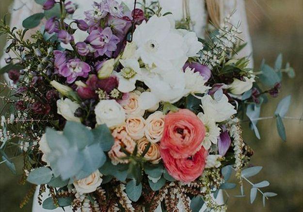 20 beaux bouquets de mariée pour égayer votre robe