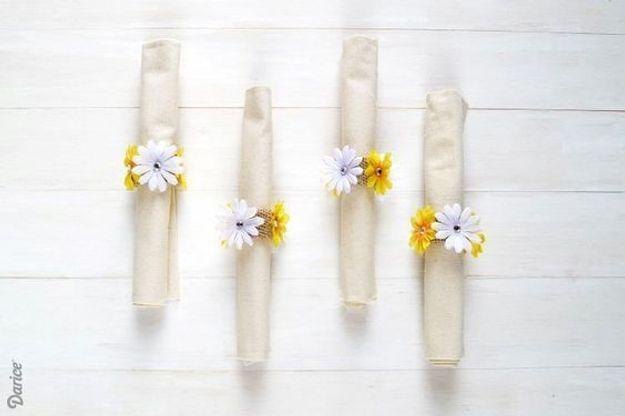 Rond de serviette original