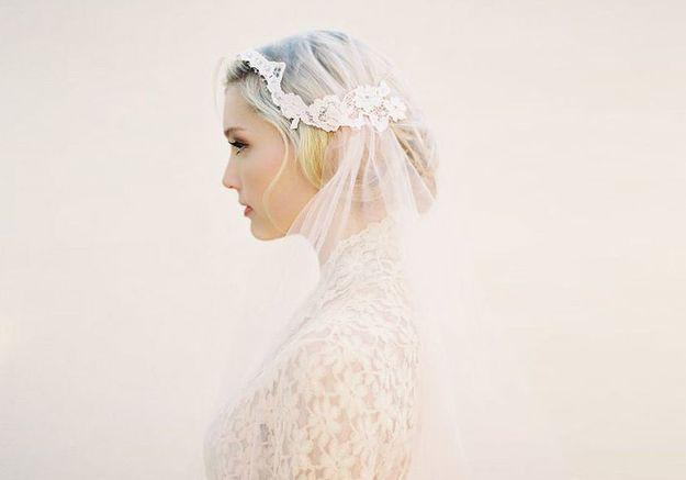 15 voiles de mariée pour rêver