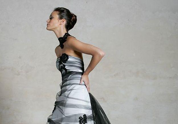 20 robes pour une mariée haute en couleurs