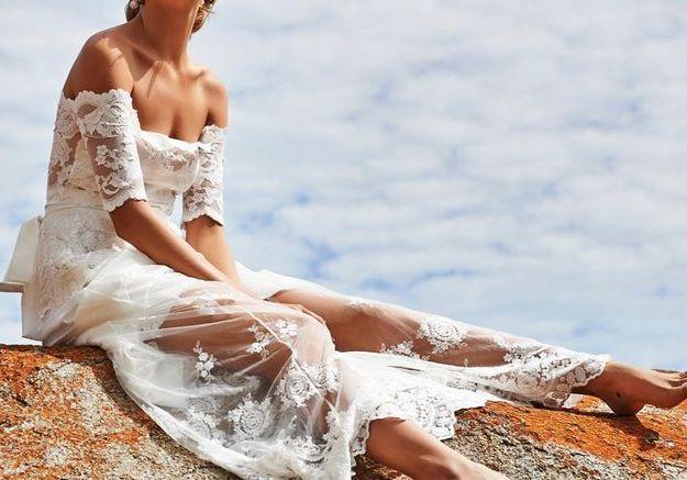 Robe de mariée gitane Grace Loves Lace