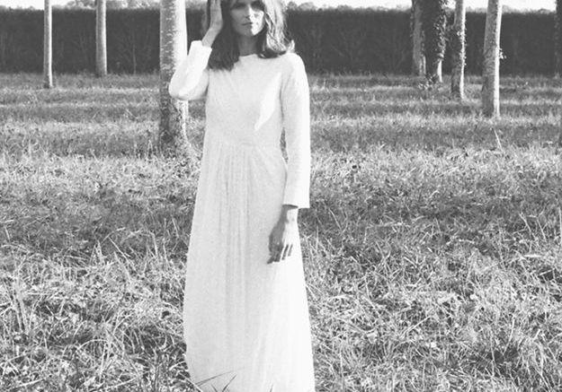Robe de mariée longue Donatelle Godart