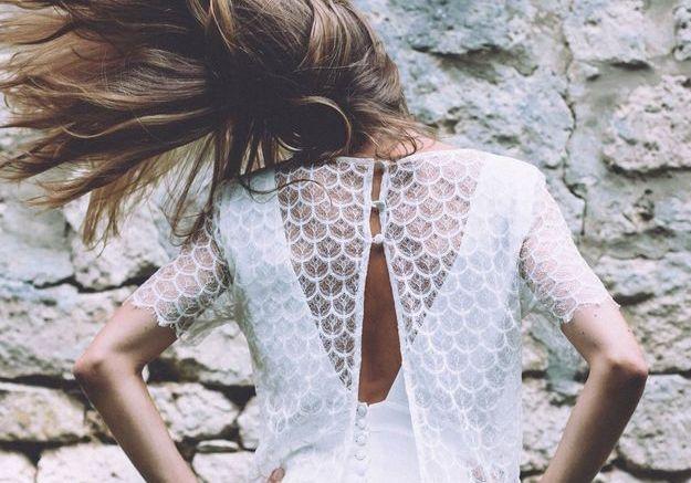 Robe de mariée Lorafolk