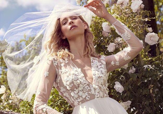 #ELLEFashionCrush : Margaux Tardits crée des robes de mariée couture qui nous font rêver
