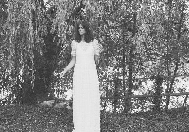 Robe de mariée créateur dentelle Donatelle Godart