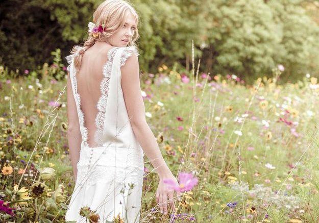 Robe de mariée créateur Grenoble Mademoiselle Rêve