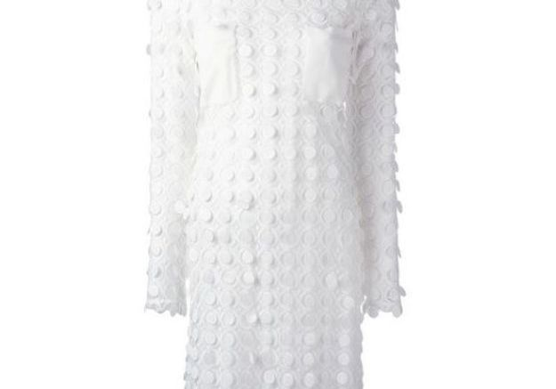 Robe de mariage civil Carven