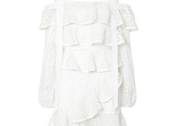 Robe de mariage civil Rebecca Vallance