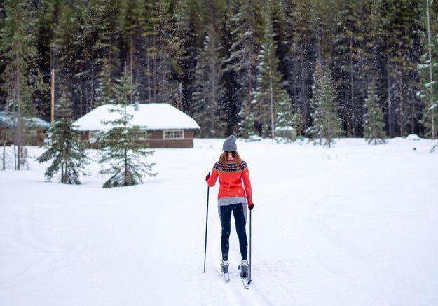 Toutes au ski de fond