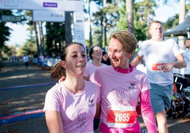 7,1 km d'effort, mais le sourire est toujours au rendez vous