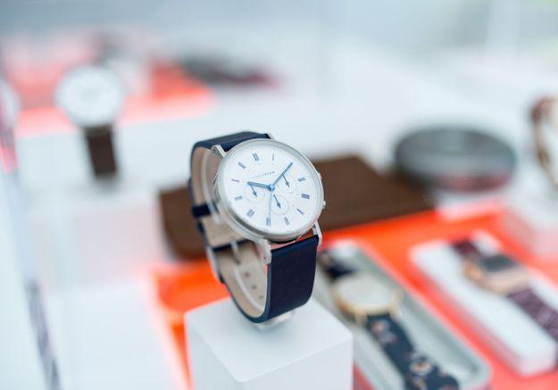 De belles montres Louis Pion étaient à gagner toutes les heures !