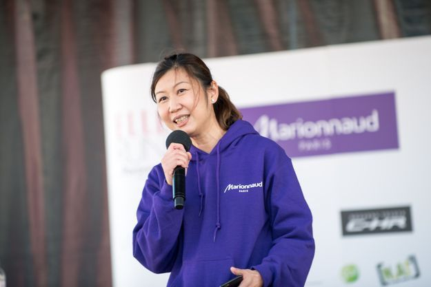 Eileen Yeo, CEO Marionnaud France