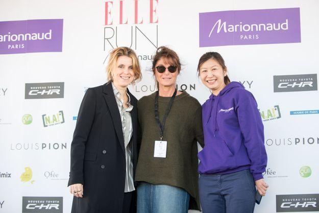 Françoise-Marie Santucci, Caroline Pois, Eileen Yeo