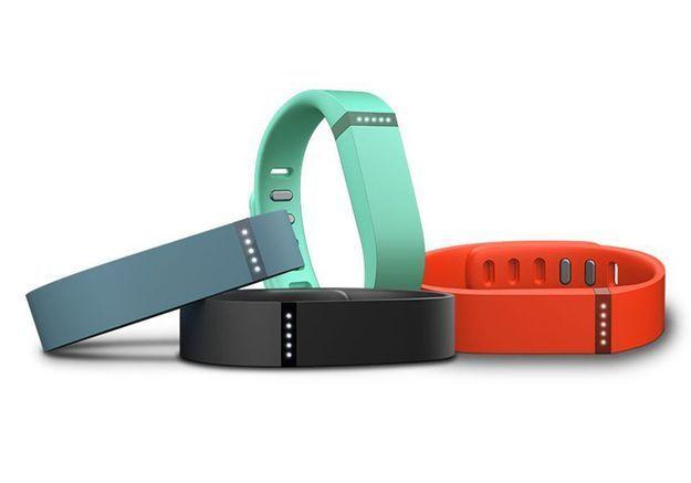 Un bracelet électronique - Fitbit