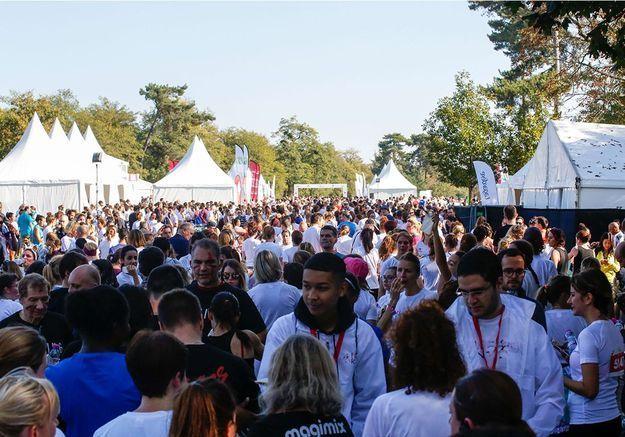 Le Village ELLE RUN New Balance accueille tous les participants
