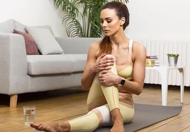 Marine Lorphelin au yoga