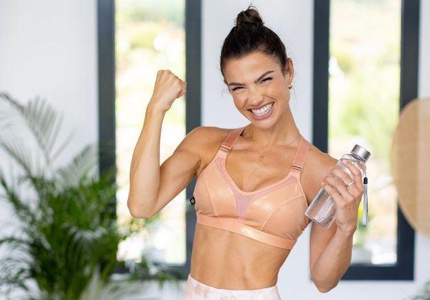 24 heures dans la vie de l'influenceuse fitness Sissy Mua