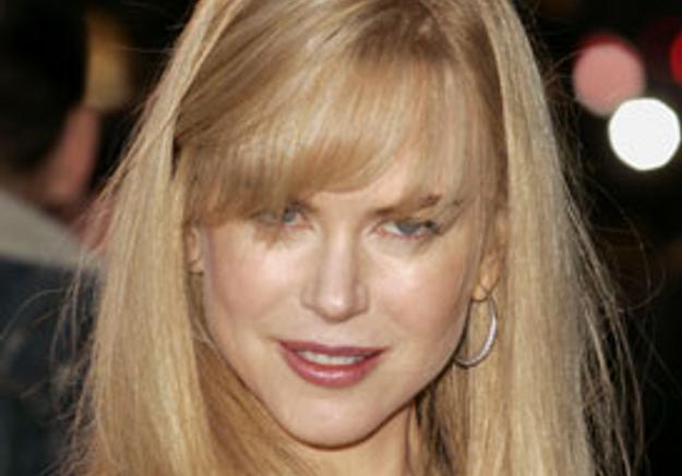 Régime de Nicole Kidman