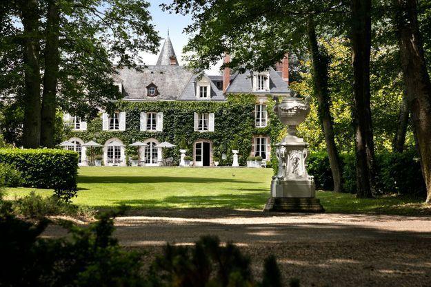 A 2h20 en voiture : Le Spa by Clarins des Hauts de Loire (Loir-et-Cher)