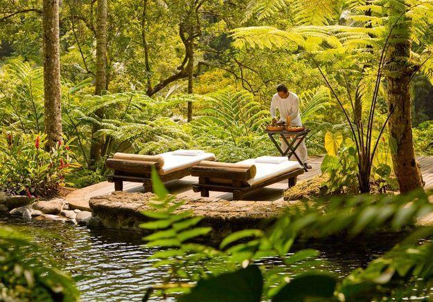 Le Spa du COMO Shambhala Estate (Ubud, Bali)