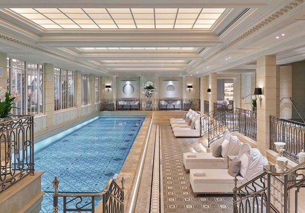 Le Spa du Four Seasons Hotel George V (Paris, France)