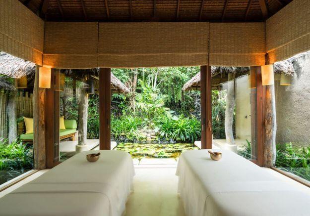 Le Spa Six Senses Yao Noi (Phang Nga, Thaïlande)