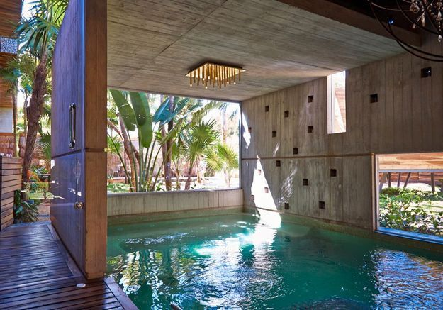 Le Spa Yaan Wellness du Be Tulum Beach & Spa Resort (Tulum, Mexique)